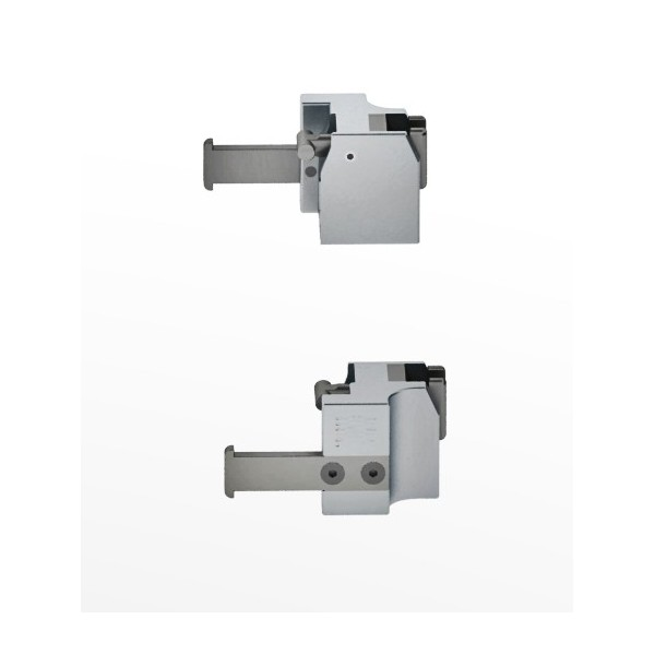 Pair of rail supports (motorized Goepel)