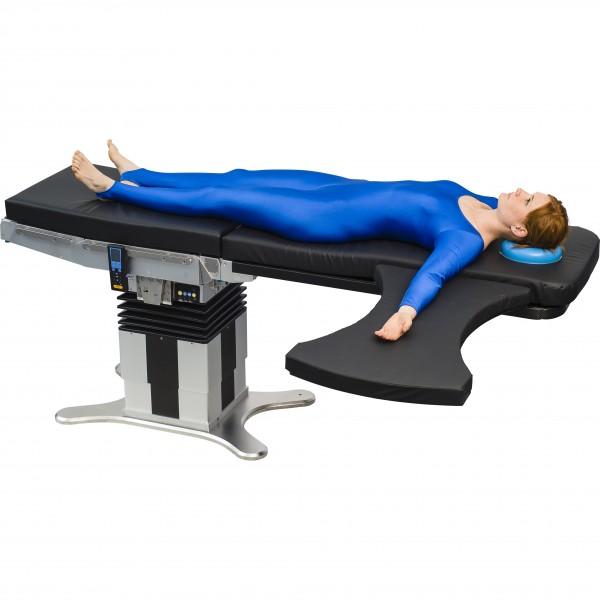 Support bras en fibre de carbone pour fistule arterioveineuse