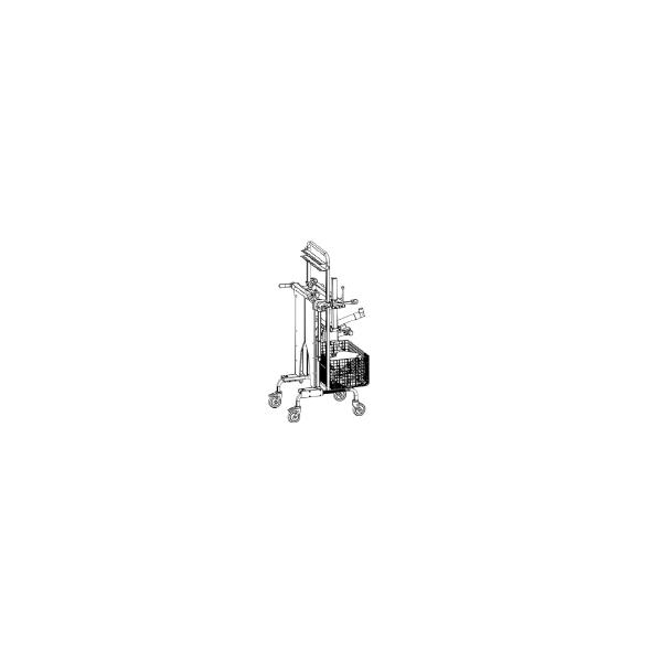 Carro accesorio para ORT8000B
