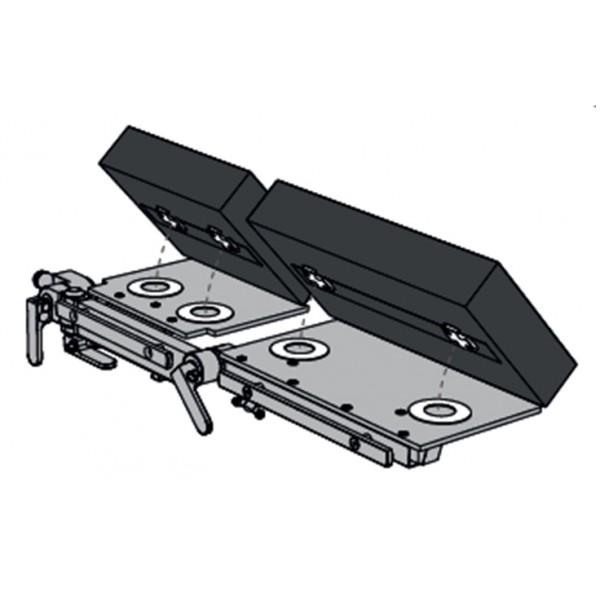 80mm Mattress Set for...