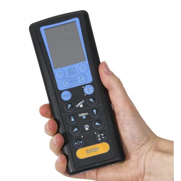Optional Bluetooth Remote...