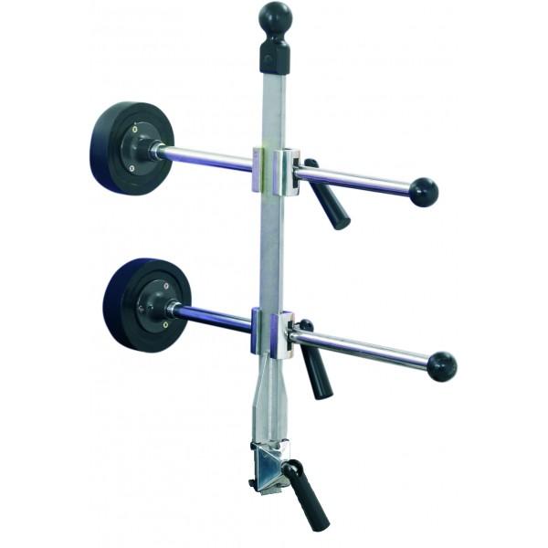 Adjustable pelvis support set