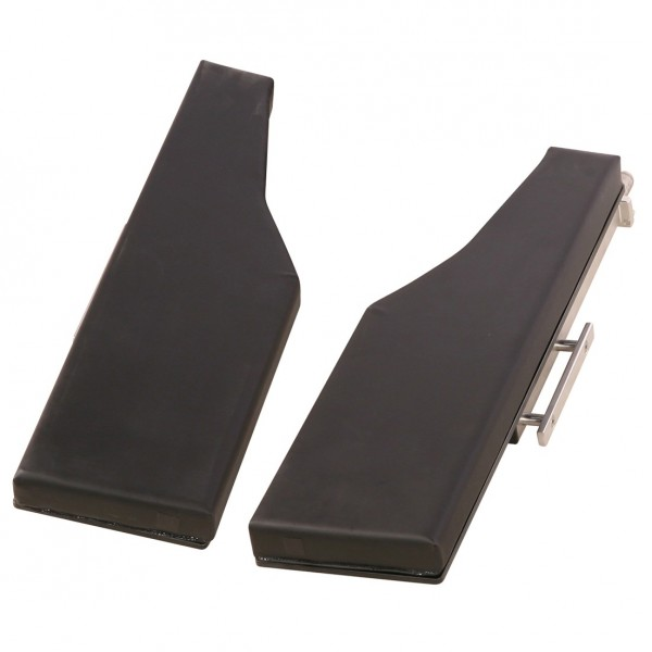 Pair of split leg supports for ORT8000B