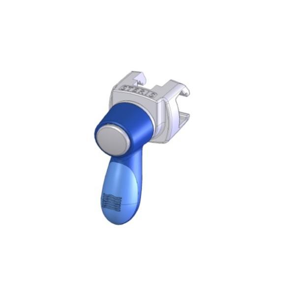 Bride automatique simple pour Ø 16 mm