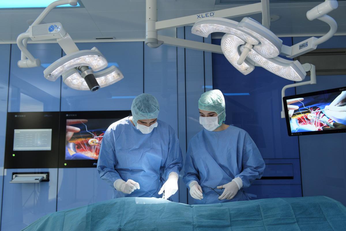 Accessoires éclairages opératoires